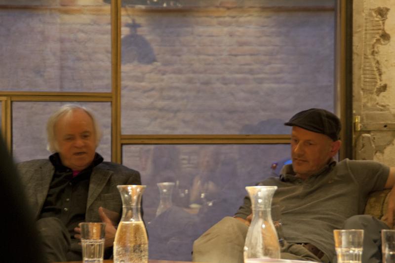 Helmut Benko und Tom Jank in Der Bäckerei