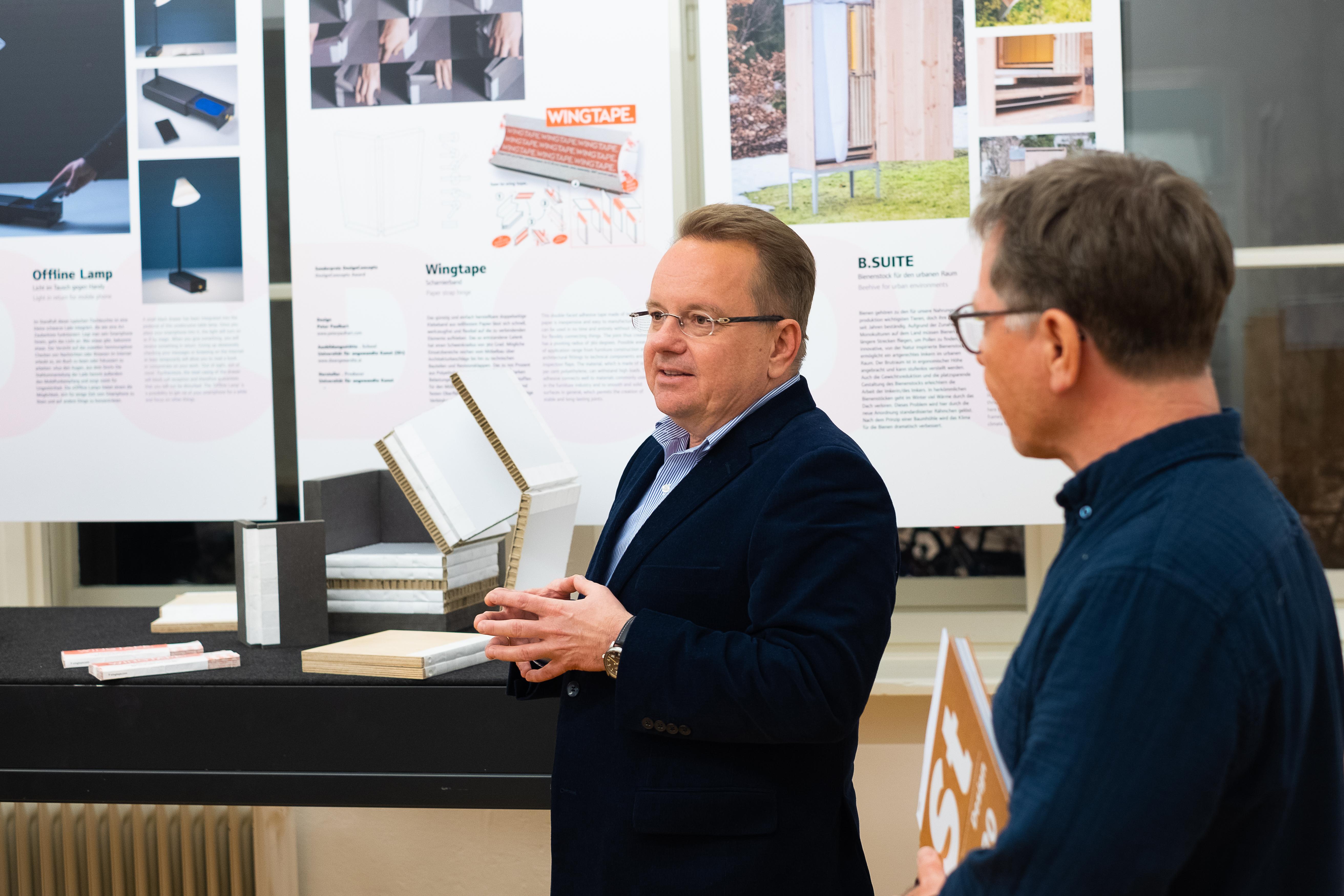 "AS: Eröffnung ""Staatspreis Design 2019"""