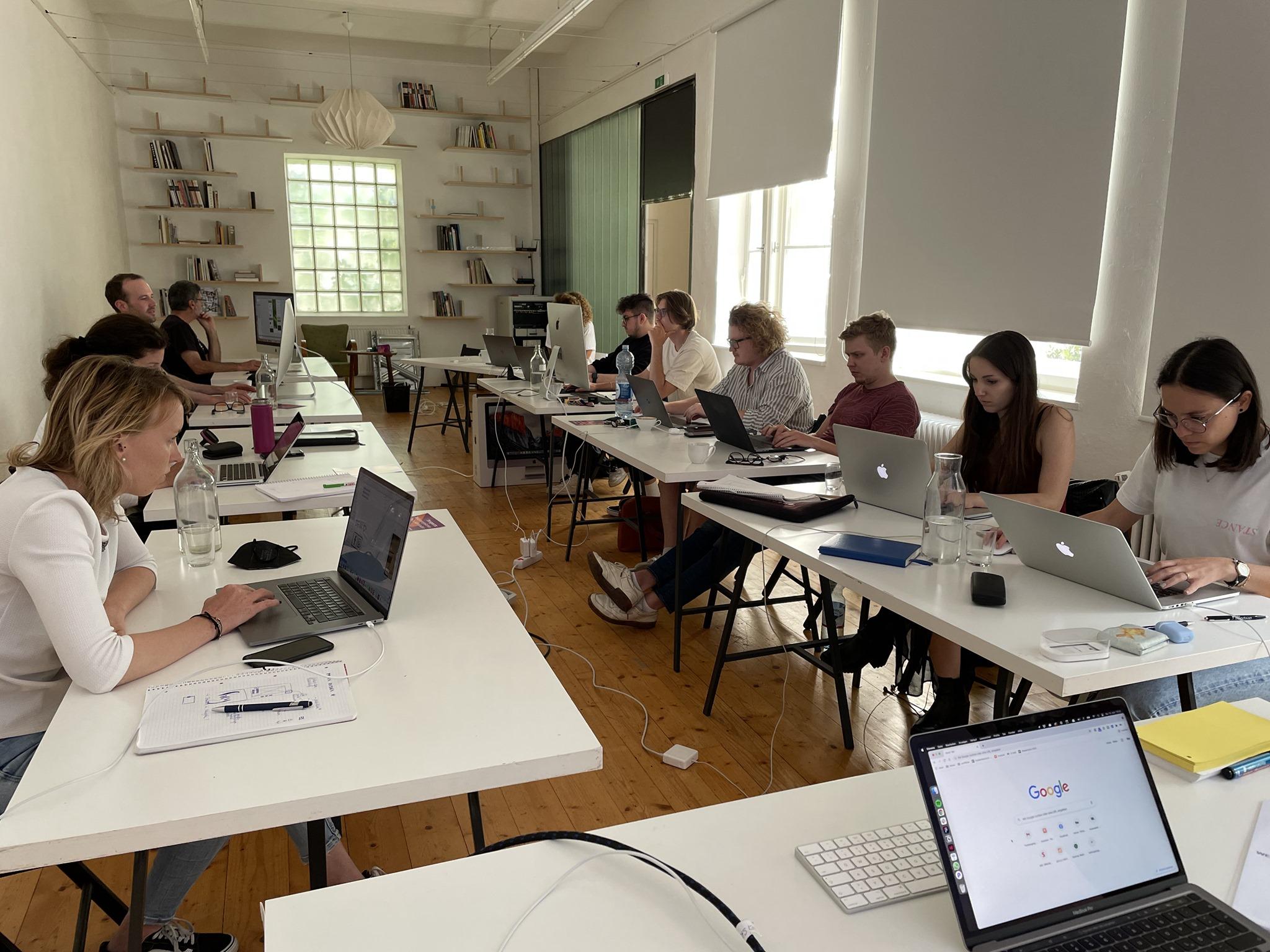 Workshop Mobile Design